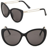 Steve Madden 51mm Cat Eye Sunglasses