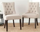 Safavieh Abby Side Chairs (Set of 2)