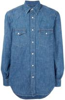 Aspesi denim shirt - men - Cotton - 37