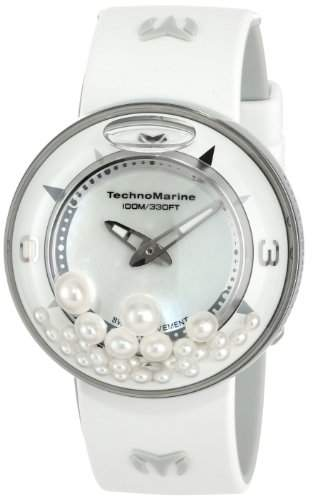 "Technomarine Unisex 813002 ""AquaSphere"" Stainless Steel Watch with Interchangeable Band"