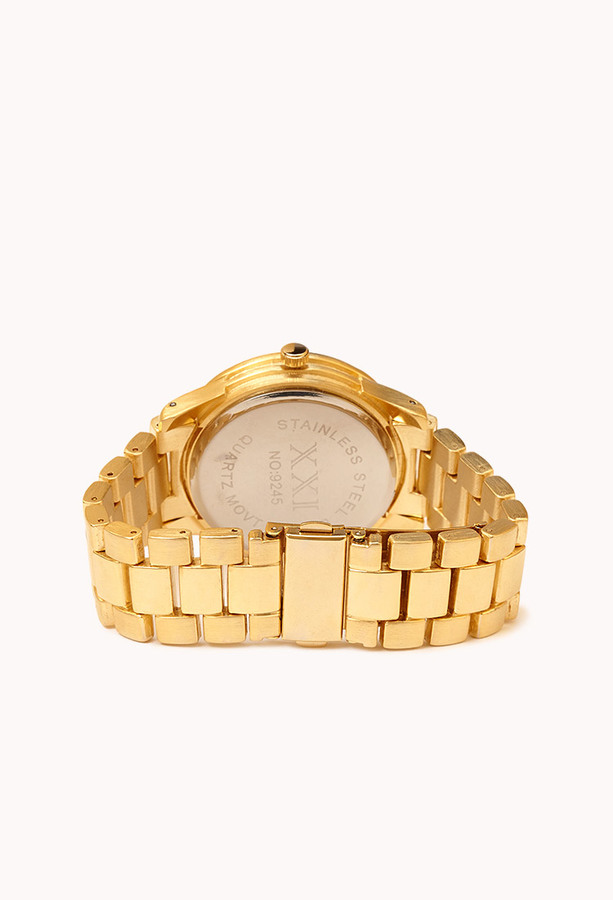 Forever 21 Classic Oversized Watch