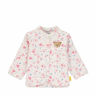 Steiff Baby Girls' Strickjacke Cardigan