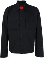 The North Face chest pockets jacket