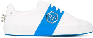 Philipp Plein Studded Detail Sneakers