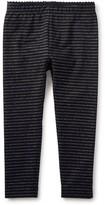 Tea Collection Infant Girl's Sparkle Stripe Leggings