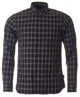 Aquascutum Harley Long Sleeved Checked Shirt