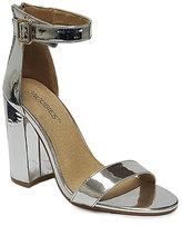 Silver Ankle-Strap Lanis Sandal