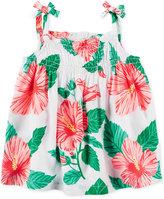 Carter's Floral-Print Tank Top, Toddler Girls (2T-5T)