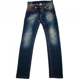 True Religion Blue Denim - Jeans Jeans for Women
