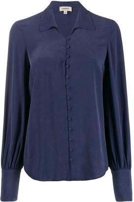 L'Agence Naomi silk shirt