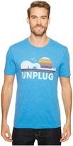 Life is Good Unplug Cool Tee Men's T Shirt