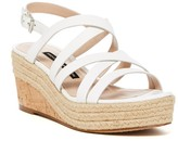 French Connection Liya Strappy Wedge Sandal