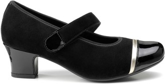 Hotter Charmaine Wide Fit Formal Mary Jane Shoes