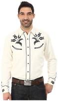 Roper 65P/35C Twill w/ Vintage Leaf Embroidery 9630