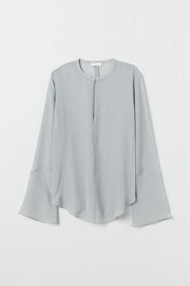 H&M Silk Blouse