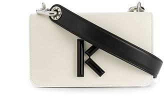 Kenzo Bi-Colour Cross-Body Bag