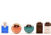 Bulgari Five-Piece Mini Fragrance Set - Men