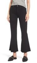 7 For All Mankind Women's Priscilla High Waist Crop Flare Jeans