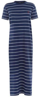 Polo Ralph Lauren Striped Zip t Shirt Dress