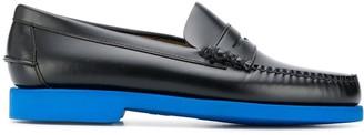 Sebago Colour-Block Loafers