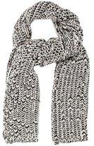 Rag & Bone Bicolor Knit Scarf