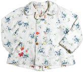 Péro Reversible Cotton Muslin & Poplin Jacket