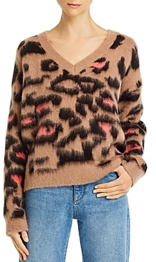 Wildfox Couture Tatum Preppy Kitty Sweater