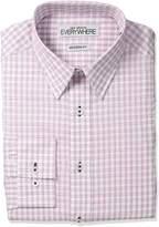 Nick Graham Everywhere Men's Check Dress Shirt