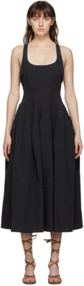 Brock Collection Black Riana Dress