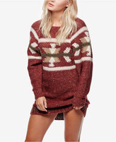 Free People Northern Lights Tunic Sweater