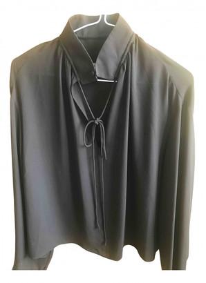 Balenciaga Brown Polyester Tops