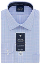 Eagle Regular-Fit Cotton Check Dress Shirt