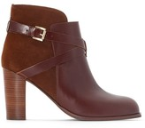 Jonak Delaila Leather Ankle Boots