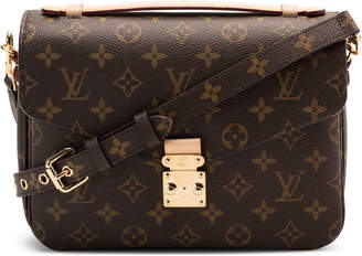Louis Vuitton Metis Pochette Monogram Brown