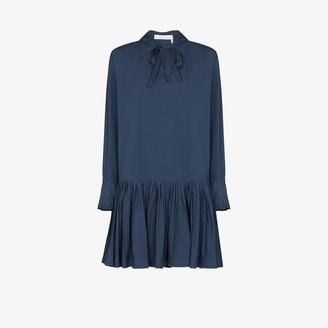 See by Chloe Dropped Waist Mini Dress