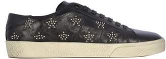 Saint Laurent Studs Stars Sneakers/borchie Stelle