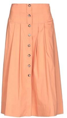 Gotha 3/4 length skirt