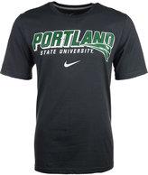 Nike Men's Portland State Vikings Slanted School Name T-Shirt
