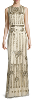 Jenny Packham Joy Embellished Maxi Dress