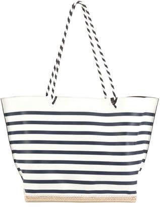 Altuzarra Espadrille Large Striped Tote Bag