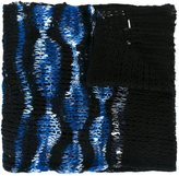 Diesel 'M-Krazy' scarf - unisex - Acrylic/Nylon/Mohair/Wool - One Size