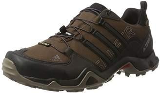 adidas Men's Terrex Swift R GTX Walking Boots, Core Black/Simple Brown, 41 1/3 EU