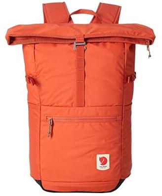 Fjallraven High Coast Foldsack 24 (Rowan Red) Backpack Bags