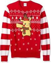Pokemon Men's Ugly Christmas Sweater