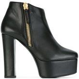 Giuseppe Zanotti Design platform ankle boots