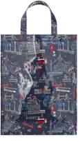 Harrods Medium SW1 All Over Print Shopper Bag