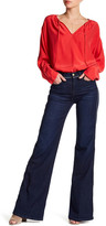 Frame Piped Flare Jean