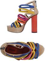 Missoni Sandals - Item 11324441
