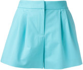 Moschino pleated shorts
