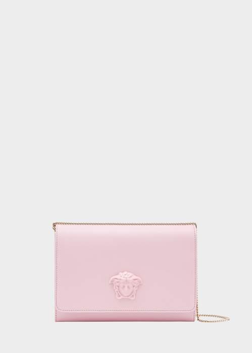 Versace Medusa Head Evening Clutch Bag